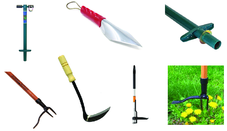 Best Weeding Tools : 10 Reviews, Stand up Weeder for Garden